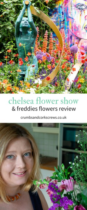 For five days in the beautiful British springtime the Royal Hospital Garden in Chelsea transform into a haven of garden design and beautiful blooms - check out the Freddies Flowers review