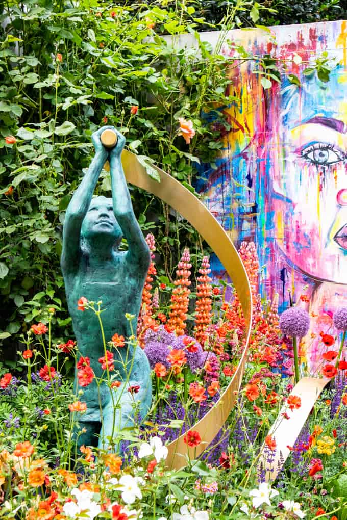 RHS Chelsea Flower Show and Freddies Flowers Review